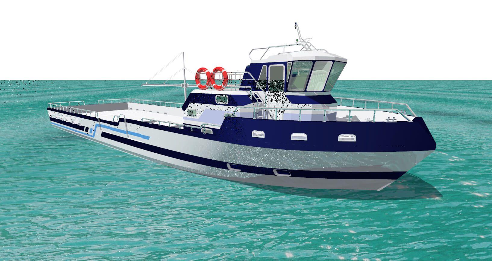 Workboat-FCMDS